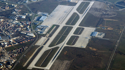 LTFJ - Airport - Airport Overview