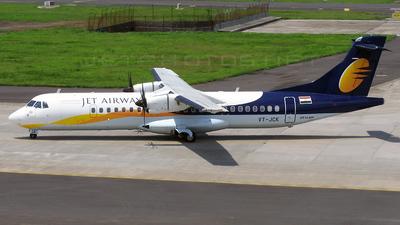 VT-JCK - ATR 72-212A(500) - Jet Airways