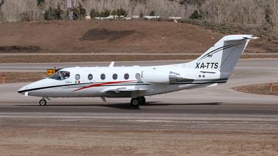 XA-TTS - Beechcraft 400A Beechjet - Private
