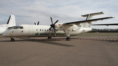 6V-AHL - Bombardier Dash 8-315 - Air Sénégal International