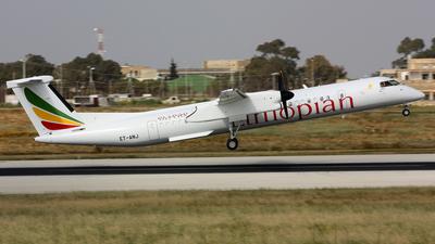 ET-ANJ - Bombardier Dash 8-Q402 - Ethiopian Airlines