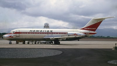 N901H - McDonnell Douglas DC-9-15 - Hawaiian Airlines