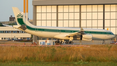 HZ-WBT4 - Airbus A340-213 - Kingdom Holding Company
