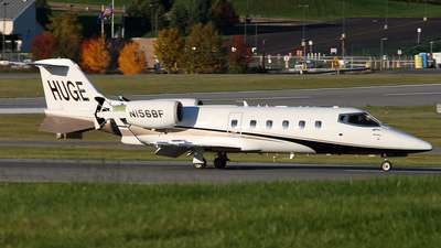 N156BF - Bombardier Learjet 60 - Private