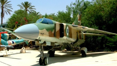 2781 - Mikoyan-Gurevich MiG-23 Flogger - Israel - Air Force