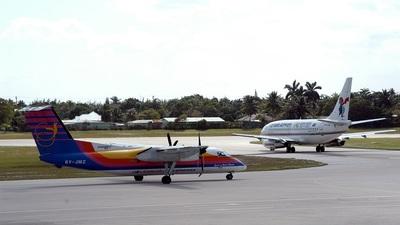 6Y-JMZ - Bombardier Dash 8-102 - Air Jamaica Express