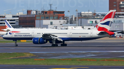 G-BPEI - Boeing 757-236 - British Airways