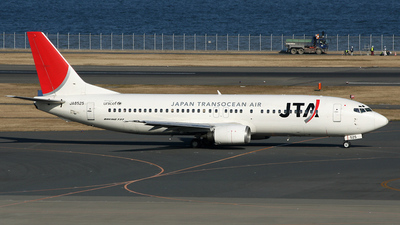 JA8525 - Boeing 737-4Q3 - Japan TransOcean Air (JTA)