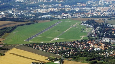 LKKB - Airport - Airport Overview