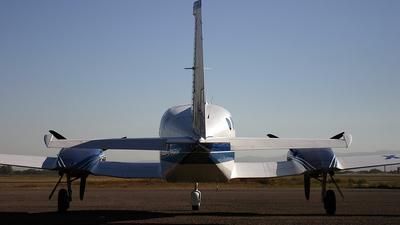 XB-GSX - Cessna 414 - Private