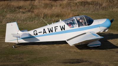 A picture of GAWFW - Jodel D117 - [599] - © Nick Preston