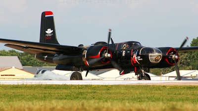 N9682C - Douglas A-26B Invader - Commemorative Air Force
