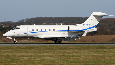 C-FGIL - Bombardier BD-100-1A10 Challenger 300 - Skyservice Business Aviation