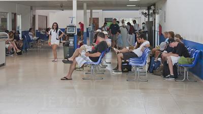 MPBO - Airport - Terminal