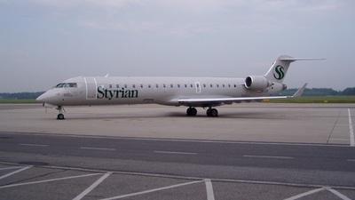 OE-LSF - Bombardier CRJ-702 - Styrian Spirit