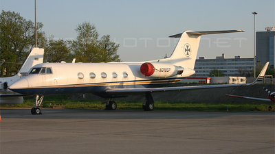 N318SP - Gulfstream G-II(SP) - Euro Airways