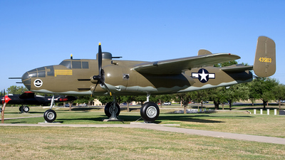 44-29835 - North American TB-25N Mitchell - United States - US Army Air Force (USAAF)