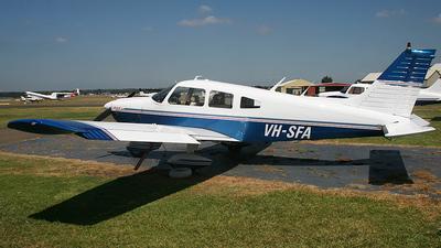 VH-SFA - Piper PA-28-181 Cherokee Archer II - Schofields Flying Club