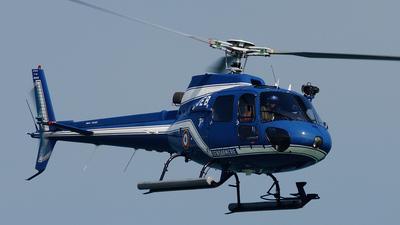 F-MJEB - Aérospatiale AS 350B Ecureuil - France - Gendarmerie