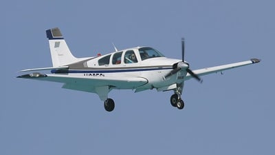 N133EC - Beechcraft E33A Bonanza - Private