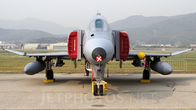 60-493 - McDonnell Douglas F-4E Phantom II - South Korea - Air Force