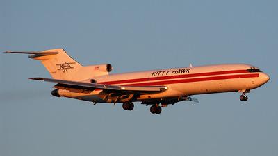 N252US - Boeing 727-251(F) - Kitty Hawk Aircargo (KHA)