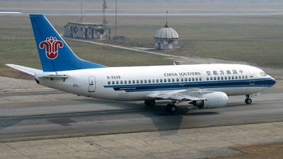 B-2539 - Boeing 737-3Y0 - China Southern Airlines