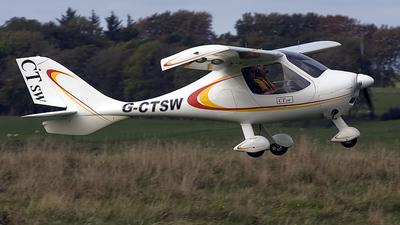 G-CTSW - Flight Design CTSW - Private