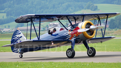 OE-AMM - Boeing E75 Stearman - The Flying Bulls