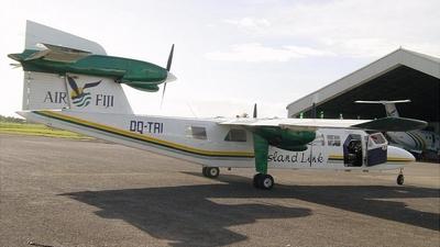 DQ-TRI - Britten-Norman BN-2A Mk.III-2 Trislander - Air Fiji