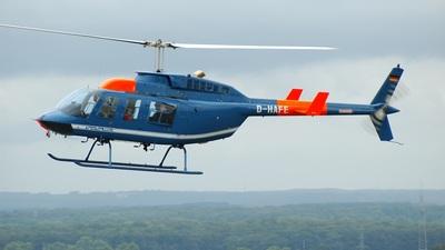 D-HAFE - Bell 206L-3 LongRanger - Agrarflug Helilift