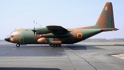 TJX-CF - Lockheed C-130H Hercules - Cameroon - Government