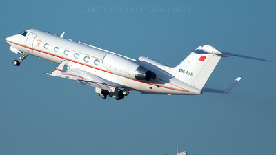 A9C-BAH - Gulfstream G-IV(SP) - Bahrain - Government