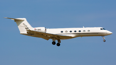 VP-BNO - Gulfstream G550 - Jet Avation