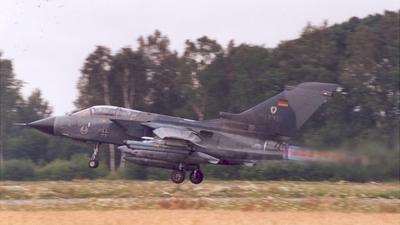 45-44 - Panavia Tornado IDS - Germany - Air Force