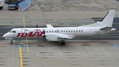 LY-SBY - Saab 2000 - flyLAL - Lithuanian Airlines