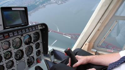 G-LILA - Bell 206L-1 LongRanger - Lothian Helicopters