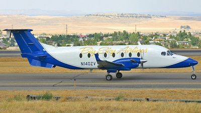 N140ZV - Beech 1900D - Big Sky Airlines