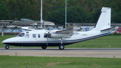 Rockwell 690 Turbo Commander - Private