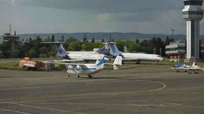 UGGG - Airport - Ramp