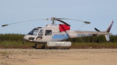 OH-HCG - Eurocopter AS 350B2 Ecureuil - Heliflite