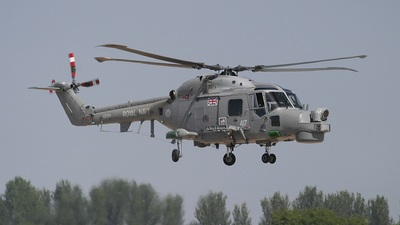 XZ729 - Westland Lynx HMA.8DSP - United Kingdom - Royal Navy