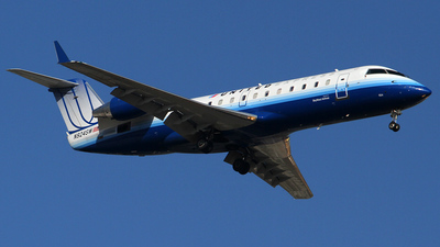 N924SW - Bombardier CRJ-200ER - United Express (SkyWest Airlines)