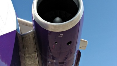 N287FE - Boeing 727-2D4(Adv)(F) - FedEx