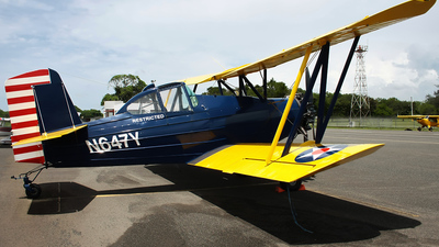 N647Y - Grumman G-164 Ag-Cat - Private
