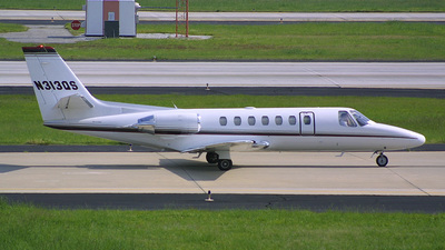 N313QS - Cessna 560 Citation Ultra - Private