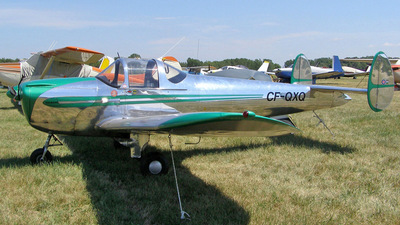 CF-QXQ - Erco Ercoupe 415CD - Private