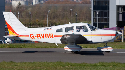A picture of GRVRN - Piper PA28161 - Ravenair - © Jason Nicholls - v1images