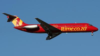 ZS-NNN - McDonnell Douglas DC-9-32 - 1Time Airline