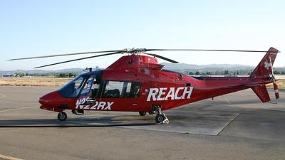 A picture of N22RX - AgustaWestland AW109 - Reach Air Medical Services - © Kyle Matson